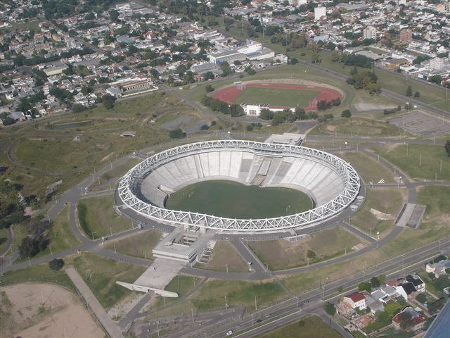 Estadio Unico de la Plata Capacidad Estadio Nico la Plata