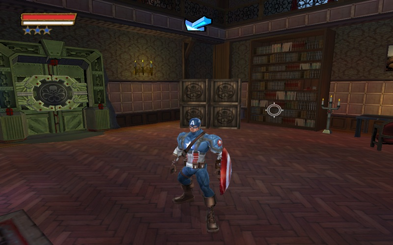 Captain America Super Soldier Convertido para pc