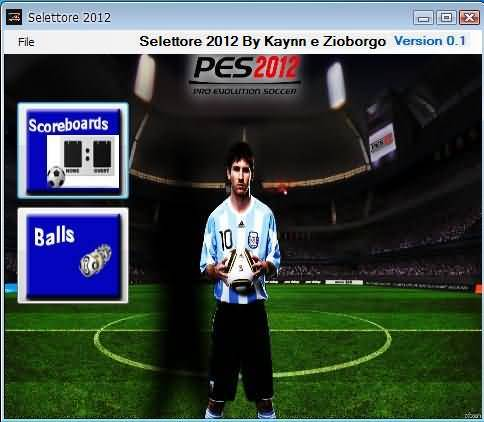 Pes6 2012 Scoreboard   Real Madrid Wallpapers
