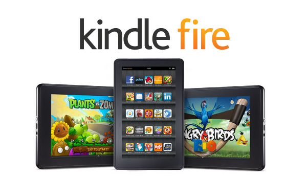 Tablet de Amazon: Kindle Fire y su uso fuera de USA
