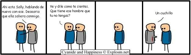 Cyanide and Happiness (hoy super acido) 19!!